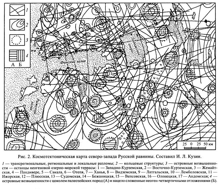 На северо-западе Русской